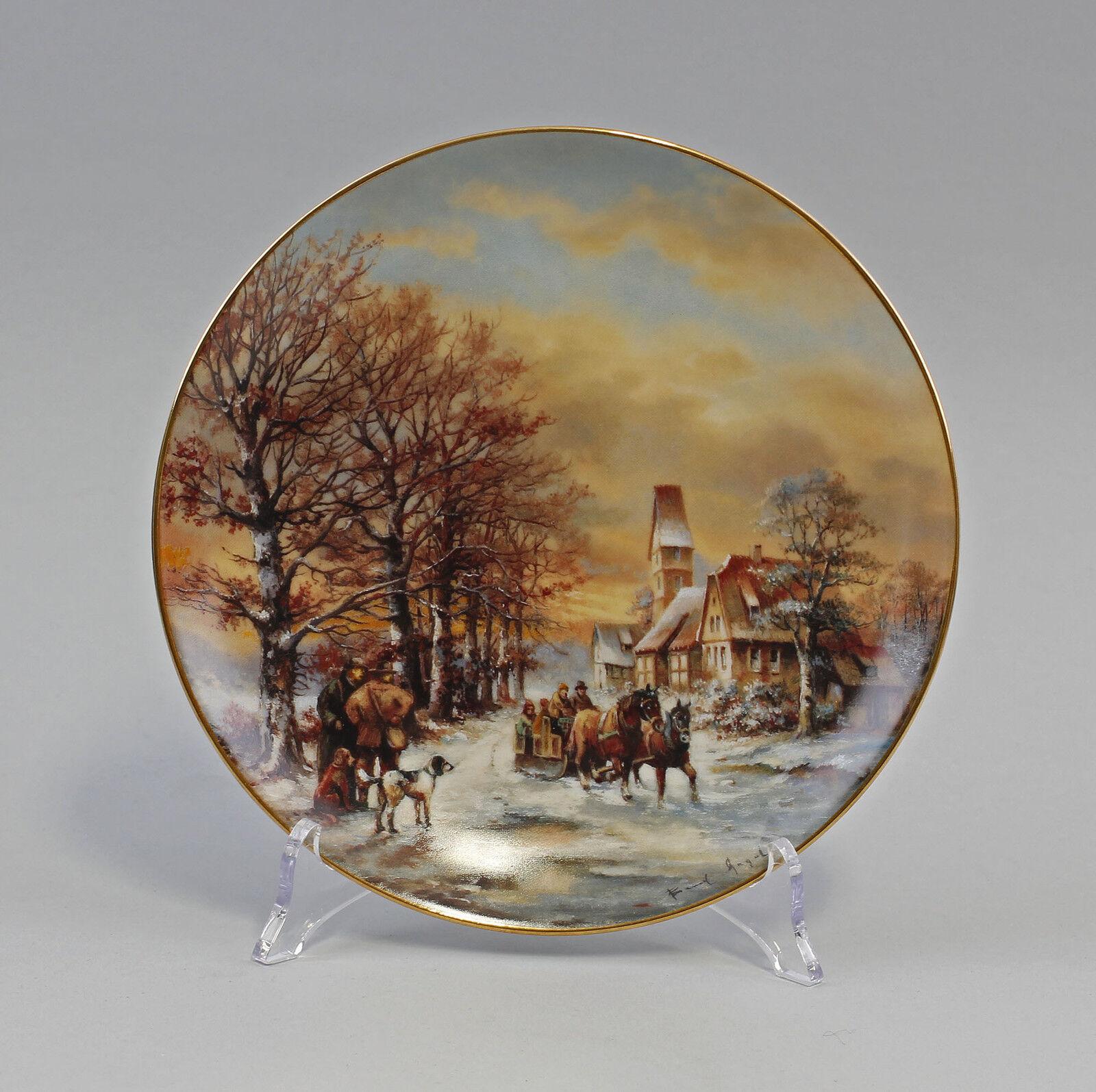 Sammelteller  Malerische Winterlandschaften  99840325 | Marke