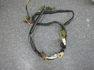yamaha ct2 ct3 175 1972 73 main wiring harness 314 82590. Black Bedroom Furniture Sets. Home Design Ideas