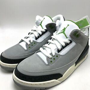 finest selection 1d8b1 dc595 Image is loading Nike-Air-Jordan-3-Retro-Men-039-s-