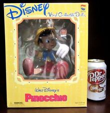 RARE Disney VCD Medicom Pinocchio Vinyl Figure Statue Display