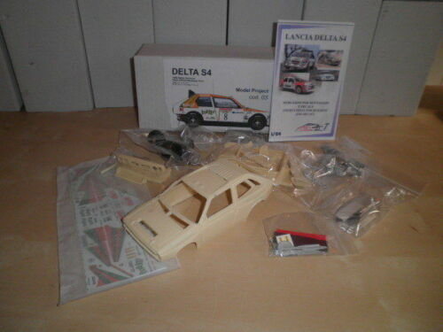 1/24 Kit Delta S4 Projet Modèle San Remo 86 Sticker Totip Cerrato Pirelli Rare