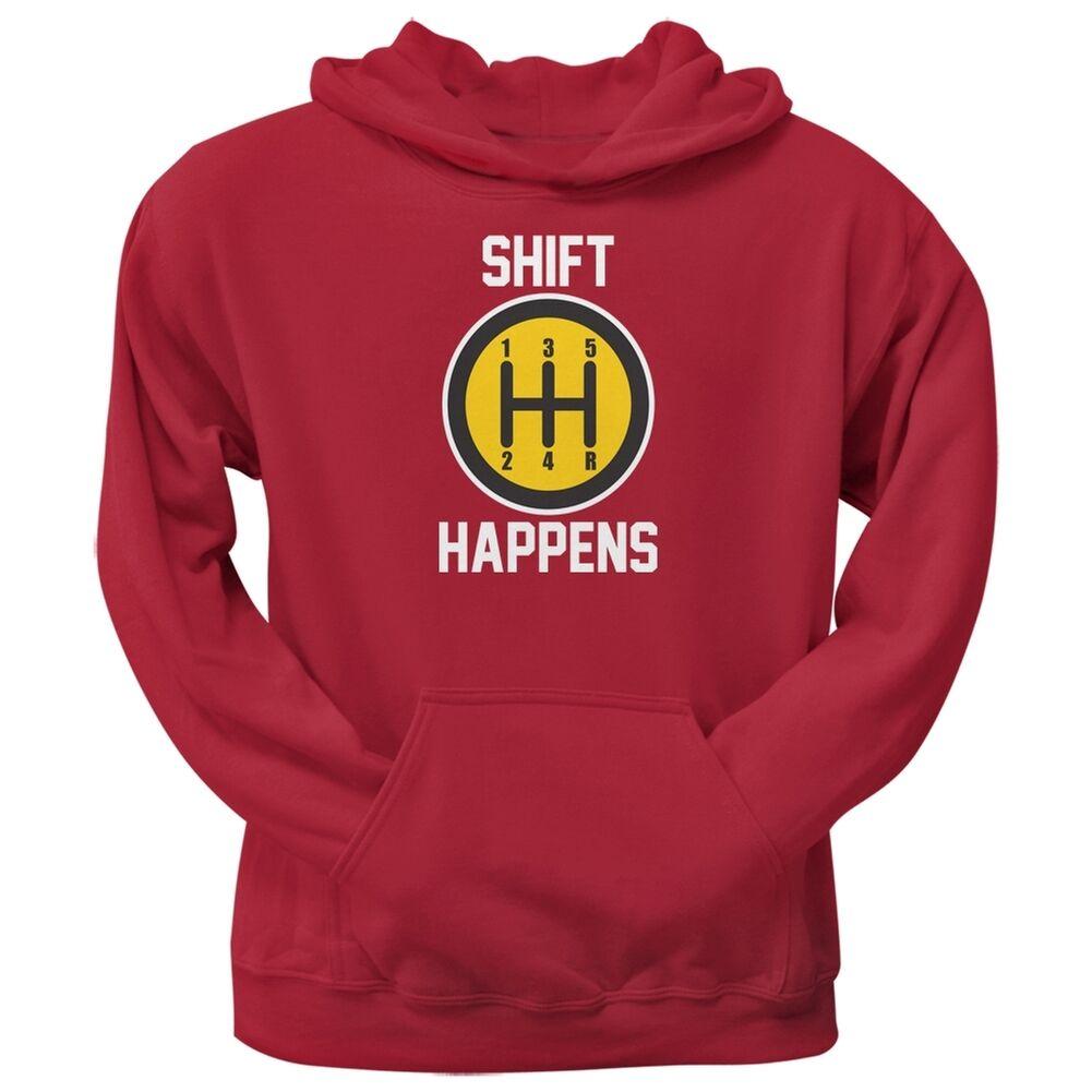 Shift Happens ROT Adult Hoodie