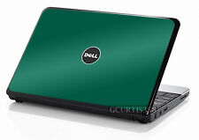 GREEN Vinyl Lid Skin Cover Decal fits Dell Inspiron Mini 10 Netbook