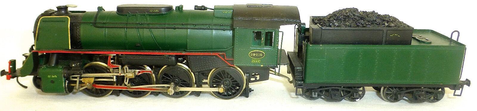 29.218 Dampflok djh MODELS model loco H0  å