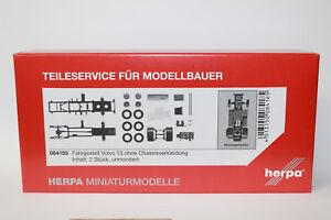 Herpa-084185-Volvo-FH-Fahrgestell-ohne-Chassisverkleidung-1-87-H0-NEU-in-OVP