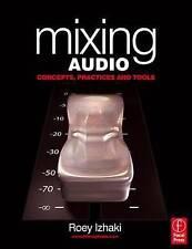 Acceptable, Mixing Audio, R Izhaki, Book