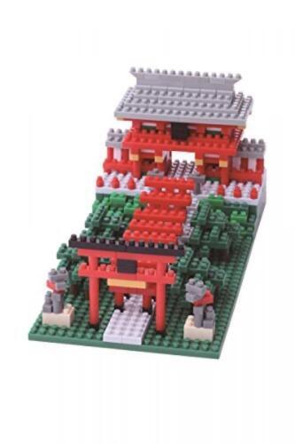 Nano block fushimi inari shrine NBH 108 torii inari kyoto from Japan