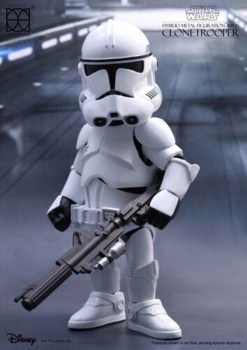 86hero Herocross Hybrid Metal #052 Star Wars Republic Clone Trooper EP3 Figure