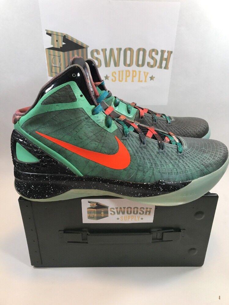 Nike Zoom Hyperdunk 2011 SPRM Galaxy Blake Griffin SZ 14 469776 301 SAMPLE PE