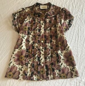GUCCI-DIGITAL-FLORAL-PRINT-SILK-BUTTON-DOWN-BLOUSE-TOP-38