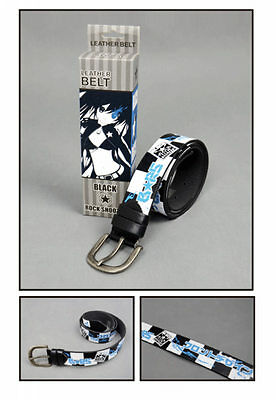 Cosplay BLACK ROCK SHOOTER Manga Gürtel Belt 110x4cm