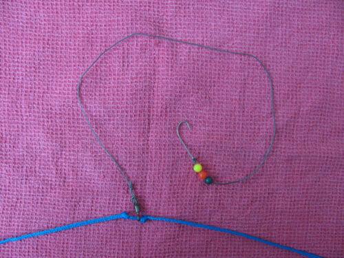 150ft  Flatfish fishing Long Line  with 20 x 1//0 Hooks
