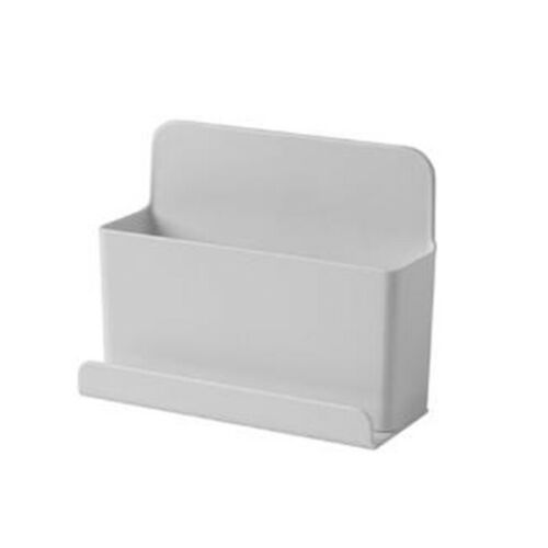 TV Remote Control Storage Boxes Wall Mounted Holder Space Saver Practical S//L