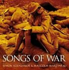 Simon Keenlyside Songs Of War 0886979442429 CD
