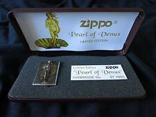Zippo® Pearl of Venus - Limited Edition Hand Made Neu/New OVP Rarität