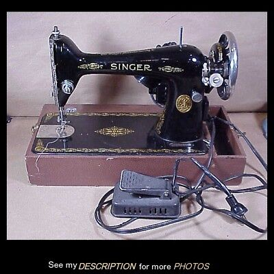 Antique 40 Singer Portable Sewing Machine Serial Number AB40 Delectable Value Of Singer Sewing Machine With Serial Number