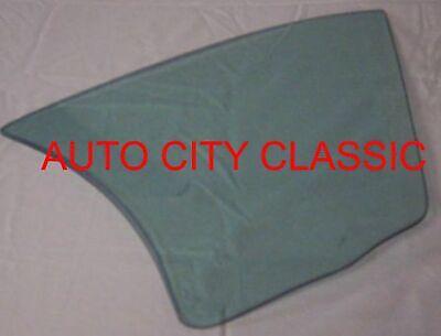 RH 66-67 Chevelle Malibu SEDAN Rear Quarter Window Glass CLEAR  AMD