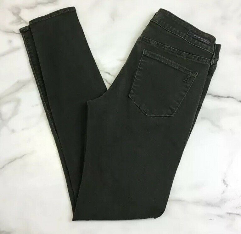 Articles Of Society LA Green Skinny Jean Size 27 MSRP