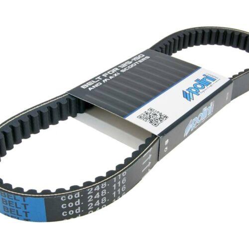 SH Mode 125i Zahnriemen Keilriemen Polini Speed Belt-Honda PCX 125 150