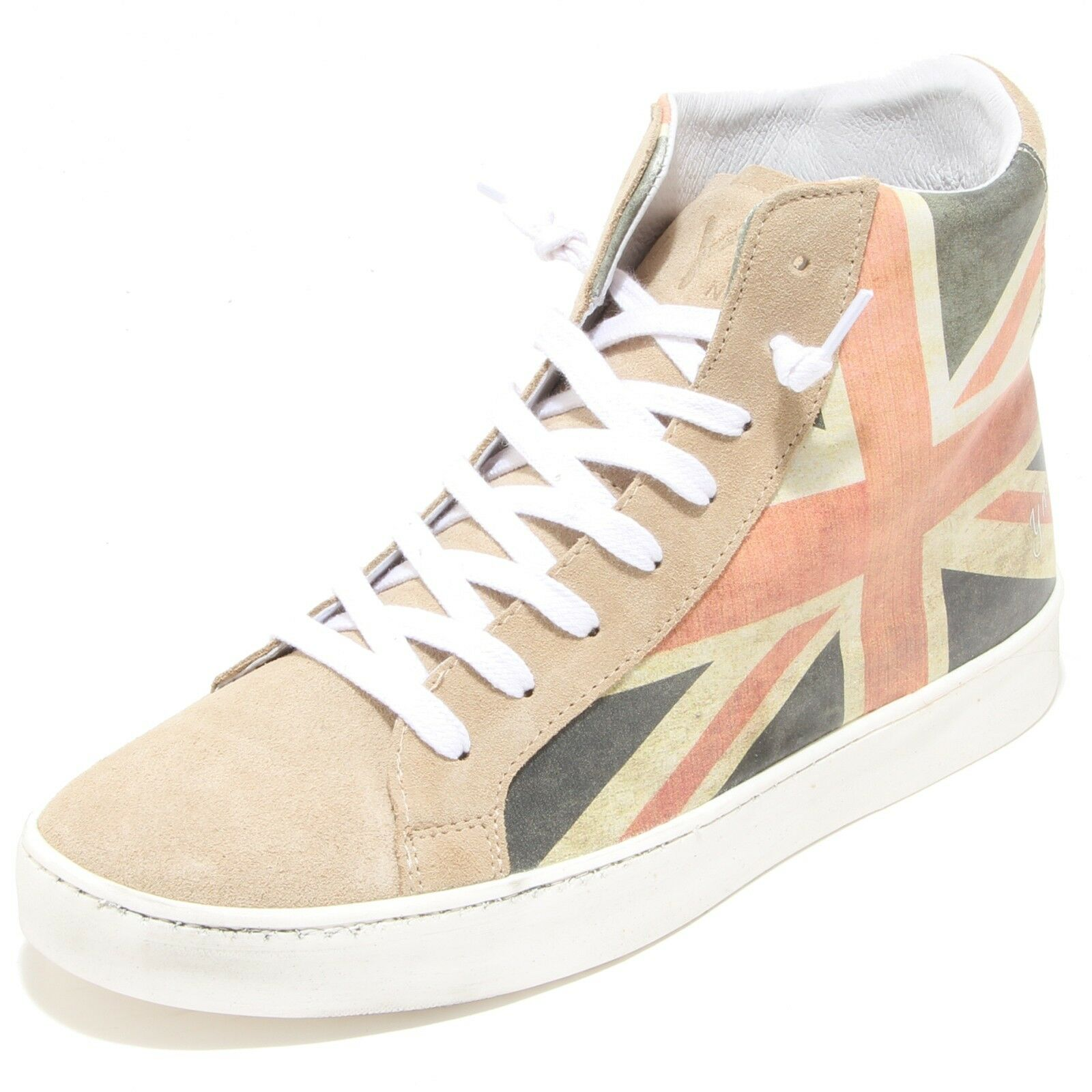 2987I sneakers uomo Y NOT? flag great britain scarpe shoes men