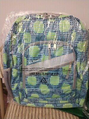 NWT LL Bean Deluxe Bookpack IV Backpack