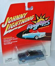 Ragtops - 1967 PLYMOUTH GTX conv. - blue metallic - 1:64 Johnny Lightning