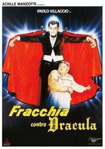 Dvd-Fracchia-Contro-Dracula-1985-Paolo-Villaggio-NUOVO