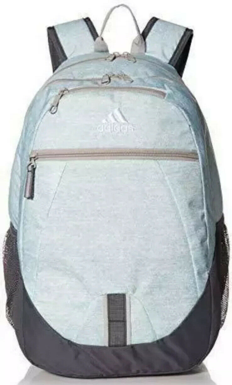 adidas Foundation Backpack Jersey Clear Mint/onix Grey/grey Two 3 One Size