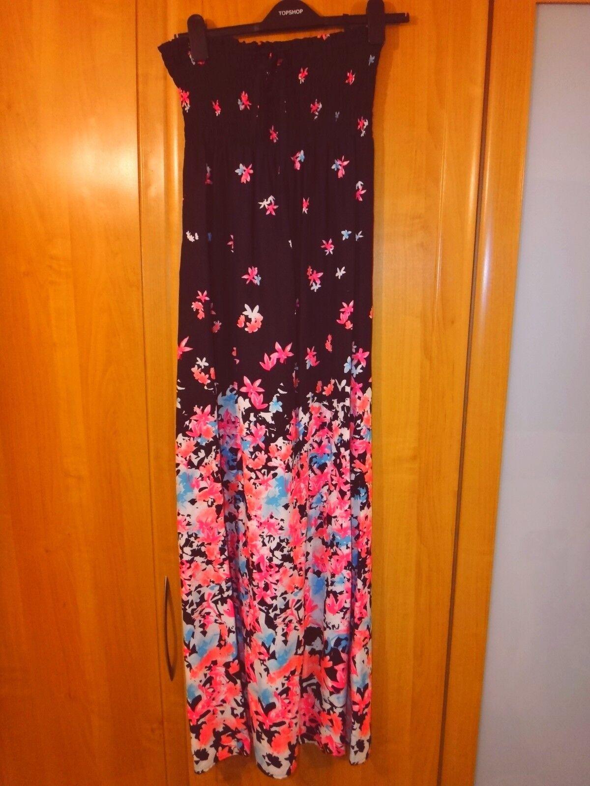 M & S long Beachwear Enfiler Robe Bnwt Taille 12 long S b9d532