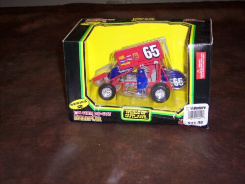 RACING CHAMPIONS WORLD OF OUTLAWS #65 JIMMY CARR 124 SCALE NEW