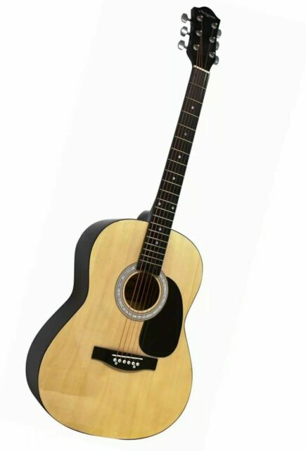 Martin Smith Full Size Acoustic Guitar White From The Argos Shop On Ebay For Sale Ebay