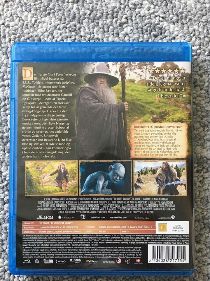 Blu-ray, eventyr