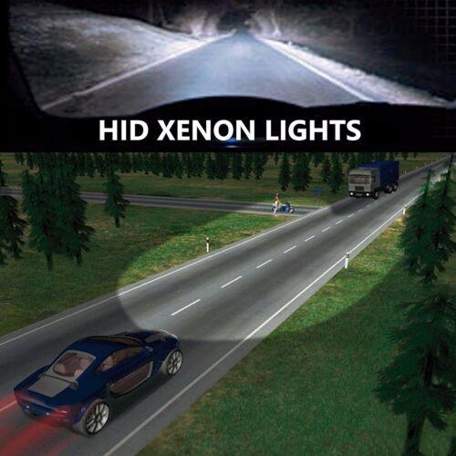 HID Conversion Kit Xenon Hummer 2003-2010 H2 H3 Headlight Fog Lights 6000K 8000K