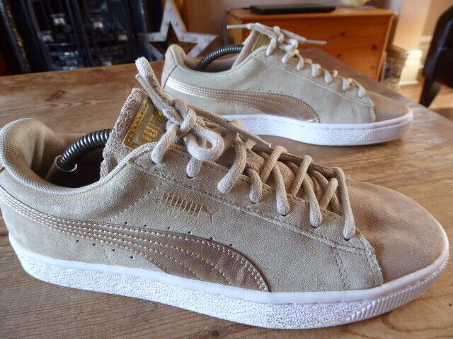 Womens PUMA suede - size uk 6.5 great condition