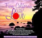 From California With Love [Digipak] by SSJ All-Stars (CD, 2011, SSJ-USA Records)