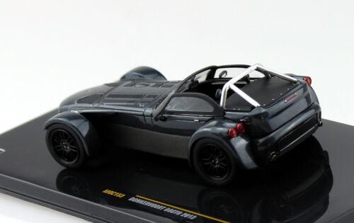 Donkervoort D8GT0 grau-schwarz 2013 1:43 Ixo Modellauto MOC153