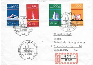 CLB160-Nice-W-Germany-1972-Cover-Munich-Olympics