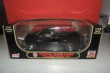 "RF25 Anson (1:18) JRL Dodge Ram ""Dually"" 3500 Pick up #30319 / Black"