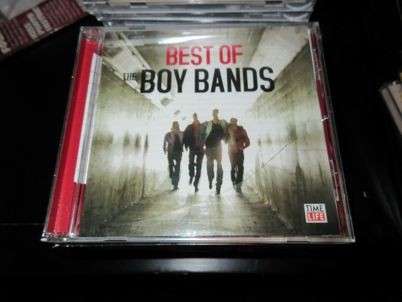 The Boy Bands , Best Of , CD