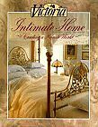 Intimate Home : Creating a Private World by Victoria Magazine Editors (2001, Hardcover)
