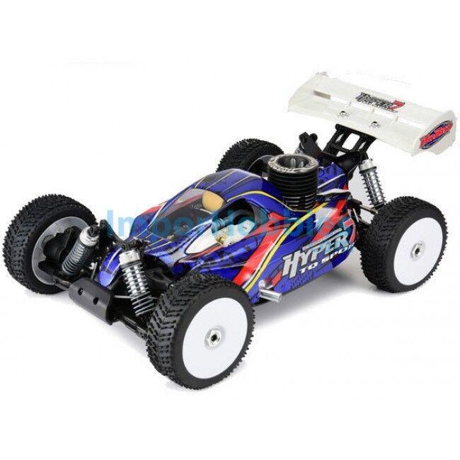 Hobao Hyper 7 TQ2 Sport Edition Azul Race Roller - - - Sin motor ni electrónica HB7  hermoso