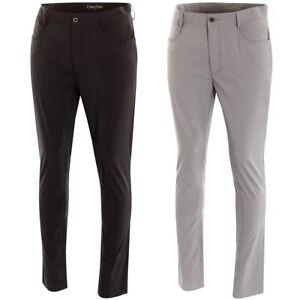Calvin-Klein-Golf-Mens-CK-Tech-Slim-Fit-Lightweight-Trousers-56-OFF-RRP