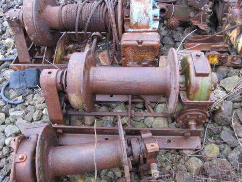 Garwood Winch 30,000 pounds Model 4M718 Used