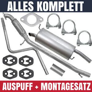 Auspuffanlage-Auspuff-Ford-Fiesta-V-5-MK5-1-25-1-4-Schraegheck