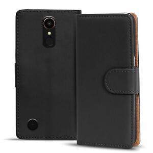 Book-Case-for-LG-K10-2017-Case-Flip-Case-Cover-Flip-Cover-Phone-Case-Black