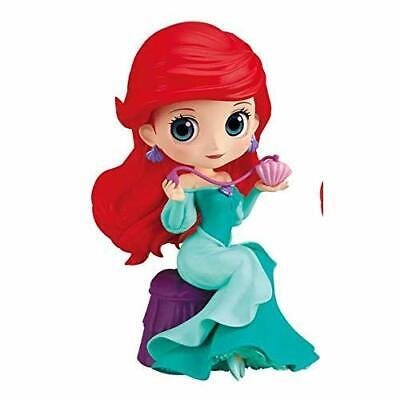 Banpresto Q posket perfumagic Disney Character Ariel Figure Figurine 12cm Rare