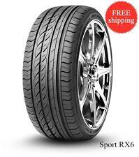4 New 215/55R16 97W XL - JOYROAD A/T A/S Sport RX6 UHP Radial Tires P215 55R16