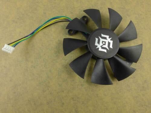 86mm GA91S2H GPU Fan For Zotac GTX 960-AMP 1060 GTX950 GTX1050Ti Graphics Card