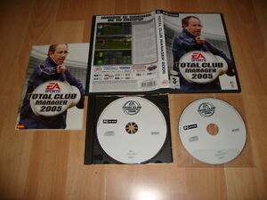 TOTAL-CLUB-MANAGER-2005-05-DE-EA-SPORTS-PARA-PC-CON-2-DISCOS-USADO-COMPLETO