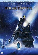 Dvd POLAR EXPRESS - (2004) ***Contenuti Speciali***......NUOVO